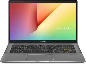Asus VivoBook S14 M433UA-WB723T 14 FHD Octa Core AMD Ryzen 7 5700U 1.8GHz,16GB RAM,512 GB SDD PCIe NVMe,AMD Radeon Graphics,Windows 10 Home,laptop