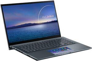 ASUS ZenBook Pro 15 UX535LI-OLED-WB723R 15.6 UHD Touch 4K 440nits IPS 100%sRGB Octa Core Intel Core i7-10870H2.2GHz,16GB RAM,1 TB SSD,nVidia GeForce GTX 1650Ti,Windows 10 Pro,laptop