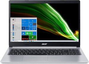Acer Aspire 5 A515-45-R5T6  15.6 FHD Octa Core AMD Ryzen 7 5700U 1.8GHz,12GB RAM,512 GB SDD PCIe NVMe,AMD Radeon Vega Graphics,UEFI Shell,laptop
