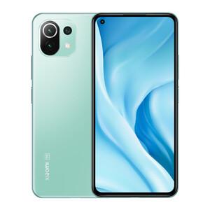 Xiaomi Mi 11 Lite 5G 6/128GB Mint Green, mobilni telefon