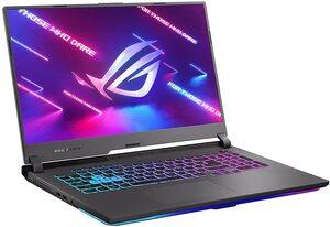 ASUS ROG Strix G17 G713IE-HX014 17.3 FHD IPS 144Hz Octa Core AMD Ryzen 7 4800H 2.9 GHz,16GB RAM,512 GB Pcie Nvme SSD,nVidia GeForce RTX3050Ti,FreeDOS,laptop