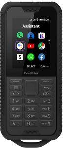 Nokia 800 Tough DS Black zašticen od padova, prašine, vode, mobilni telefon
