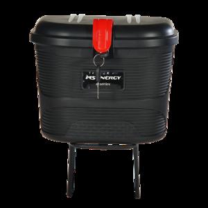 MS Energy MSB-10 kutija za kacige crna
